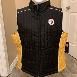 Women's Steelers Vest